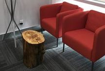 Salvaged and Reclaimed : TREE STUMP TABLES / URBAN TREE SALVAGE is Canada's first and largest municipal log salvaging operation based in Toronto. Celebrating our 11 year anniversary, we are the leaders in reclaimed and salvaged live edge slab tables and accessories. Versatile pieces, URBAN TREE SALVAGE log rounds make great coffee tables, side tables and occasional seating. They are available in a variety of sizes, species and finishes to accentuate the colors and grains, creating a statement piece for any space.