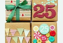Gift Ideas / Ideas and inspiration for gift-giving and wrapping year-round. / by Vivian Duran
