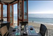 Laguna Beach Restaurants / Laguna Beach is packed with amazing places to eat and enjoy the company of friends and family.