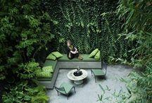 Gardens / Tuinen