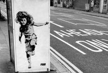 Graffiti and Street Art.