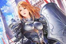 Venus in Armor