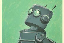 Robots & Mech Suits