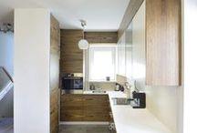 Kuchnia na Kwartowej / Projekt zabudowy kuchennej