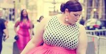♥ VintageandCurvy.com Plus Size Fashion Community Boards / Post, Discover, and Repin the Most Chic Inspiration on all of the latest Full-Figured tips and trends from the family, friends, and fans of the Curvy Community at www.VintageandCurvy.com. Email us to join. No Nudity. No Bullying.