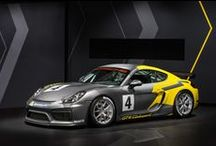 Nuevo Porsche Cayman GT4 Clubsport para circuitos