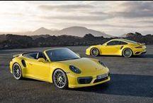 Nuevos Porsche 911 Turbo y 911 Turbo S / Tus sueños vuelven a hacerse realidad, llega el mito renovado. Nuevos Porsche 911 Turbo y 911 Turbo S, elige coupé o cabriolet. Modelos cumbre de la gama 911, con más potencia, nuevo diseño y otras mejoras http://bit.ly/1LKE5AQ