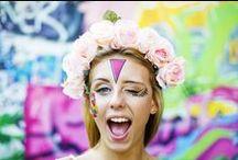 ziriguidum / Roupas coloridas, maquiagem e muita alegria! Aqui você vai ver tudo sobre carnaval.