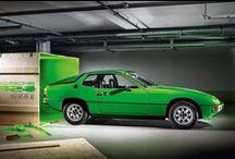 La Era del Transaxle / El Museo Porsche dedica una exposición a la era del transaxle con ejemplares nunca expuestos de los modelos 924, 944, 968 y 928.