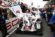 Le Mans 2016 / Porsche logra su 18ª victoria absoluta en Le Mans.