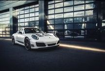 Porsche 911 Carrera S Endurance Racing Edition / Con motivo de las 24 Horas de Le Mans, Porsche Exclusive presentó el 911 Carrera S Endurance Racing Edition. Un concepto que une de forma extraordinaria Porsche Exclusive y Porsche Motorsport.