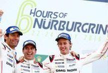 6 Horas de Nürburgring 2016 / El Porsche 919 Hybrid Nº1 logra la victoria en 6 Horas de Nürburgring, con los pilotos Timo Bernhard, Mark Webber y Brendon Hartley.