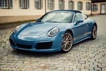 Nuevo 911 Targa 4S Exclusive Design Edition / Porsche Exclusive crea una edición especial del 911 Targa 4 S: el nuevo 911 Targa 4S Exclusive Design Edition.