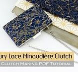 Clutch Making TUTORIALS / Get inspired Everyday