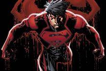 Superboy & Supergirl