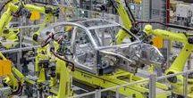 Producción del nuevo Panamera en Leipzig / El nuevo Panamera se produce en su totalidad en la innovadora y sostenible planta Porsche en Leipzig.