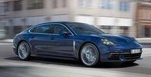 Panamera Executive / Porsche presentará en el Salón de los Ángeles el nuevo Panamera y Panamera 4, así como la versión Panamera Executive.