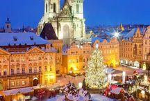 Christmas in Prague ❄️