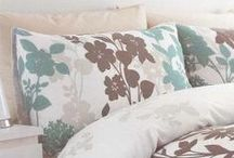 Duvet Covers / Harry Corry Interiors stock an extensive range of duvet covers for beds of all sizes. We have selected our favourite duvet covers for this board - a combination of floral designs, block colours and urban strips.