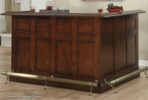 Bar and Pub Furniture / We stock more bars than anyone in the area, and can special order even more!