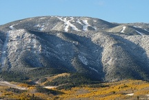 Ski Red Lodge, Montana / Red Lodge Mountain Resort with a summit elevation of 9,416' and a vertical drop of 2,400'.  Something for everyone from beginners to advanced!