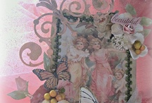 Scrap Page Fairies/Angels / Pages - Tags - Cards  I made with the Fairy/Angel theme..........
