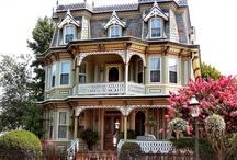 Victorian Architecture/Decor