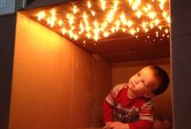 Crafts, games & sensory play