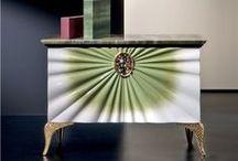 Mikado collection / Rozzoni Mobili d'Arte. Made in Italy. Design Statilio Ubiali
