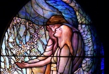 Stained Glass Doors/Windows