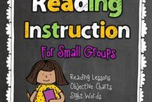 Reading - Planning / by GS Teachers