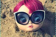 Cute dolls...