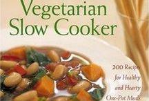 Crock Pot / Slow Cooker Veggie meals