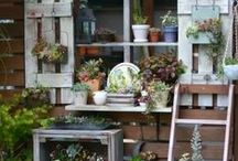Summer Garden Party / Bring the outdoors inside with our Garden Party theme