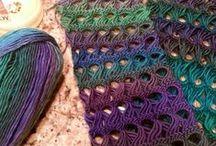 Needlecrafts / Needlecrafts, crochet, knitting, embroidery, yarn. Projects, inspiration, tutorials, patterns, and ideas.