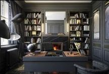 Future Office/Study / by Peter Livingston