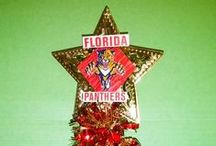 Panthers for the Holidays / Holidays with the #FlaPanthers!