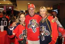 We Love our Season Ticket Holders! / Photos of our Season Ticket Holders / by Florida Panthers