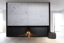 Ceppo di Gré - Interiors and fireplaces