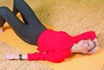 Zdraví a pohybové ústrojí / Pohybové ústrojí, aktivity, rehabilitace, joga