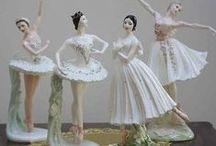 porcelain ballerina / porcelain ballerina