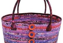 Sewing Bags / Sewing projects, patterns, tutorials, and inspiration for bags, totes, purses
