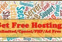 Free Domain & Hosting Tricks / Get Free Doman and Hosting Tricks Start your website now and get it for free of cost