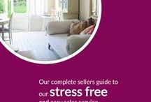 Estate Agents Selling & Lettings  Guides / Professionally produced estate agents selling and lettings guides are highly effective marketing tools for estates agents to leave behind after valuations. The customer will want to keep as it is guide to the home selling or letting process and at the same time sells the benefits of choosing you as their estate agent.