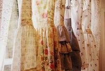 Sewing with Vintage Linens / Sewing projects, tutorials, patterns, inspiration using vintage linens: pillow cases, tablecloths, sheets, etc.