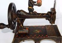 Vintage Sewing Machines and Notions