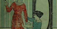 Free Vintage Sewing Books / Vintage free public domain sewing and craft books