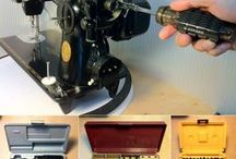 Sewing Machine Repair, Restoration, and Cleaning / Sewing Machine Repair, Restoration, and Cleaning. Vintage and modern machines.