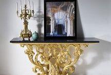 Palazzo collection / Rozzoni mobili d'Arte. Made in Italy. Design Statilio Ubiali.