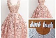 Sewing Skirts and Dresses / Ideas, patterns, tutorials and inspiration for sewing skirts and dresses.